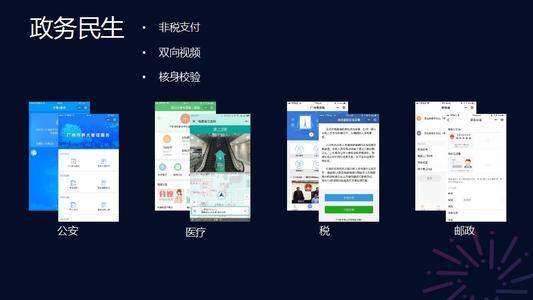 微信政务小程序开发